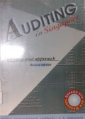 Auditing in Singapore an Integrated Approach
